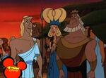 Hercules and the Parent's Weekend (4)