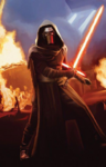Kylo Ren concept artwork 1