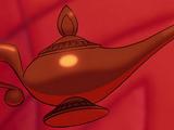 La Lámpara del Genio