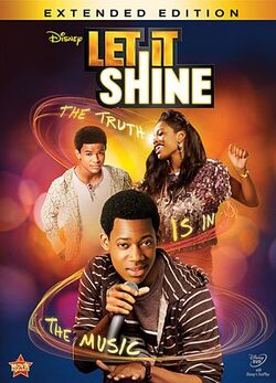 Let It Shine DVD