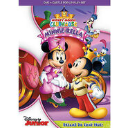 Minnie-rella DVD