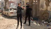 Nick Fury & Maria Hill (Mexico, SMFFH)