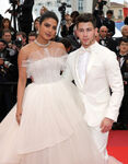 Nick Jonas & Priyanka Chopra 72nd Cannes Fest