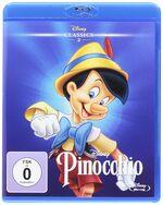 Pinocchio 2017 Germany Blu-Ray