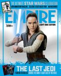 Rey empire light side cover the last jedi