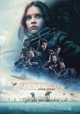 Rogue One Pôster Nacional