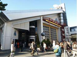 Star Tours at Tokyo Disneyland