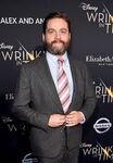 Zach Galifianakis Wrinkle in Time premiere