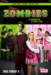 Zombies (2018) poster