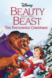 Beauty and the Beast The Enchanted Christmas (2016)