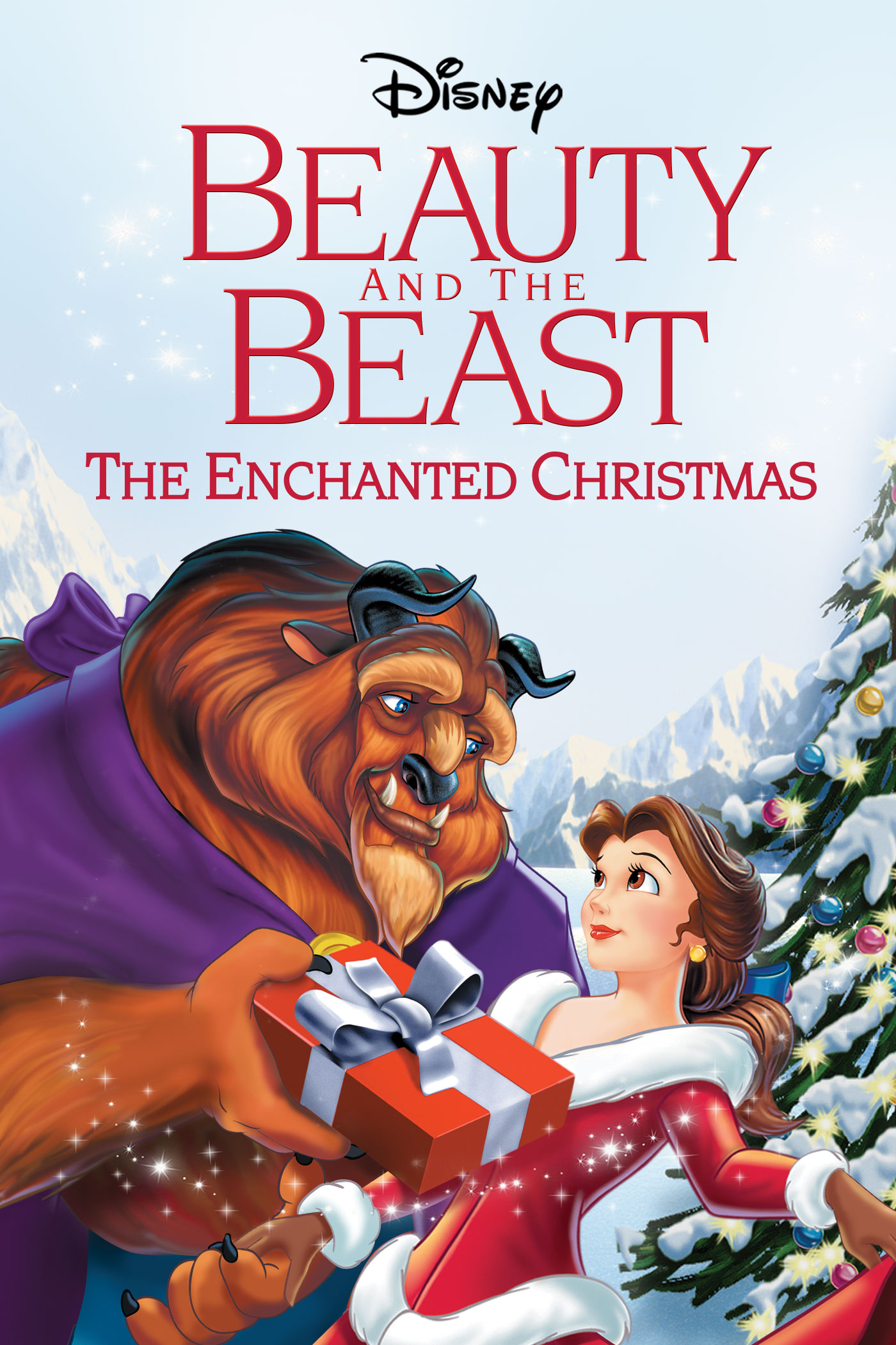 beauty and the beast the enchanted christmas - The Night They Saved Christmas Dvd