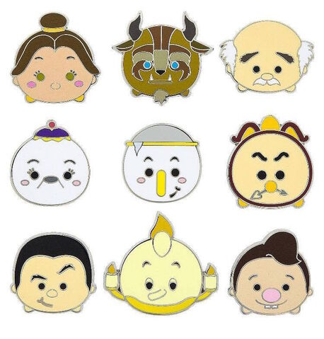 File:Beauty and the Beast Tsum Tsum Pins.jpg