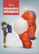 Big Hero 6 DVD México