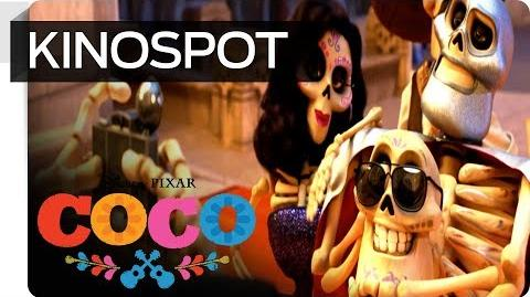 COCO - Lebendiger als das Leben Mega Fan Disney•Pixar HD