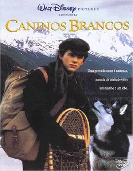 Caninos-Brancos-Capa DVD