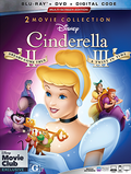 Cinderella II and III 2019 DMC Blu-Ray