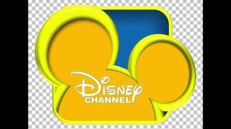 Disney Channel Rounded Square Era Music Fairy Tale