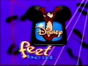 Disney feet beat