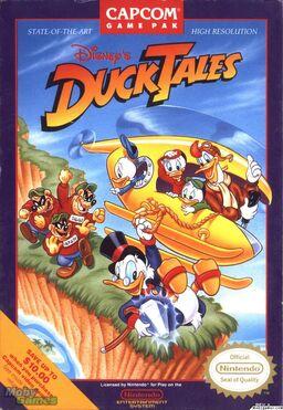 DuckTales Ankronikka peli