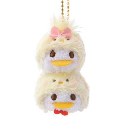 File:Easter Daisy and Donald Tsum Tsum Keychain.jpg