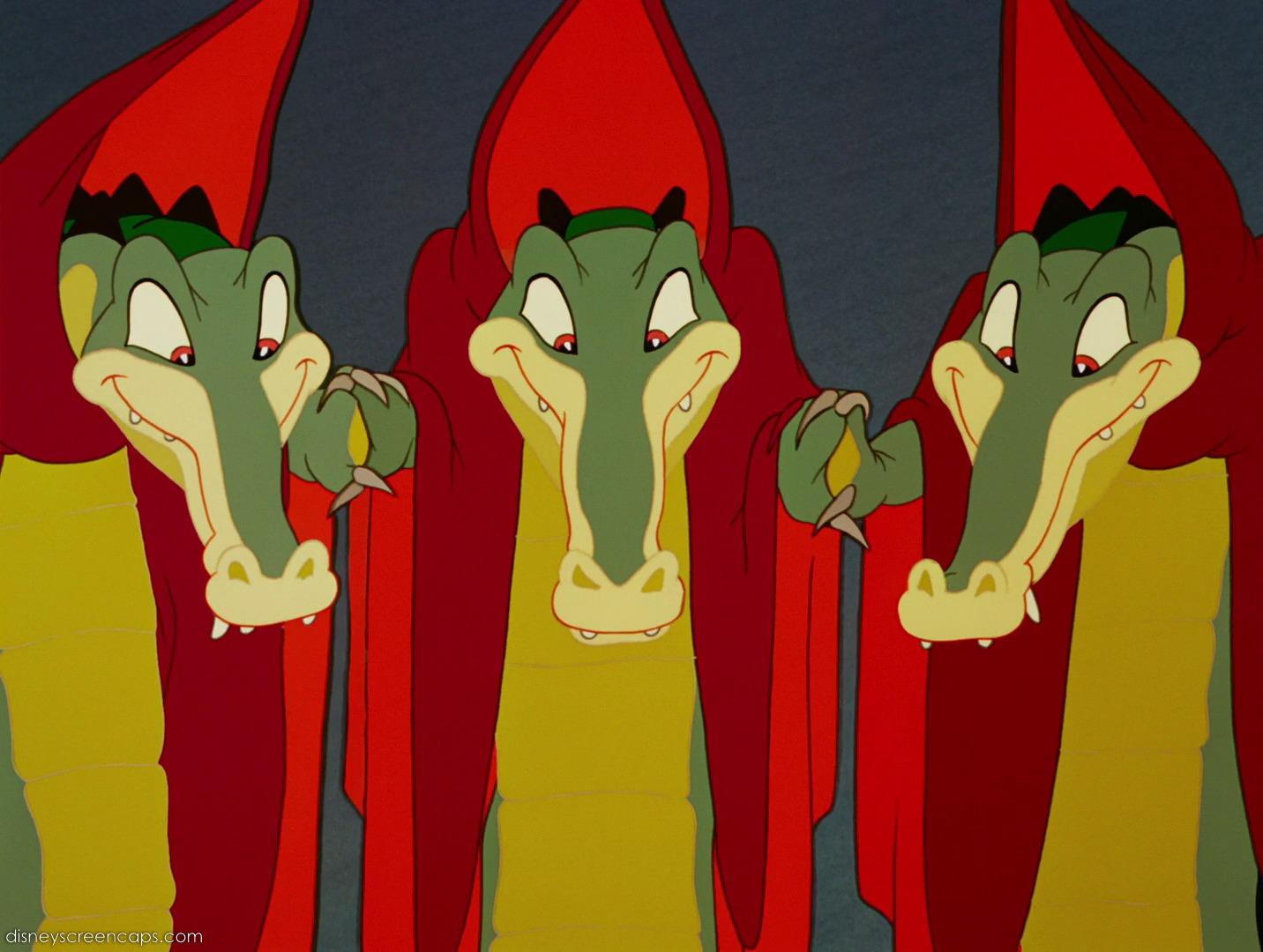 Alligators Fantasia Disney Wiki Fandom Powered By Wikia