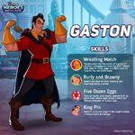Gaston DHBM Promo