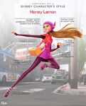 Honey Lemon Style