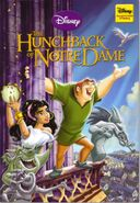 Hunchback of notre dame wonderful world of reading hachette