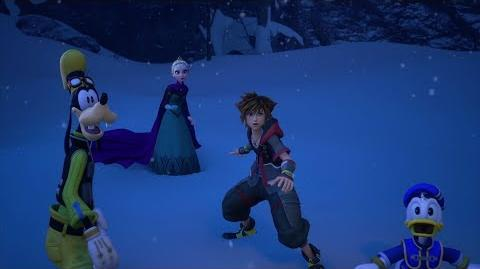 KINGDOM HEARTS III – Together Trailer (Closed Captions)