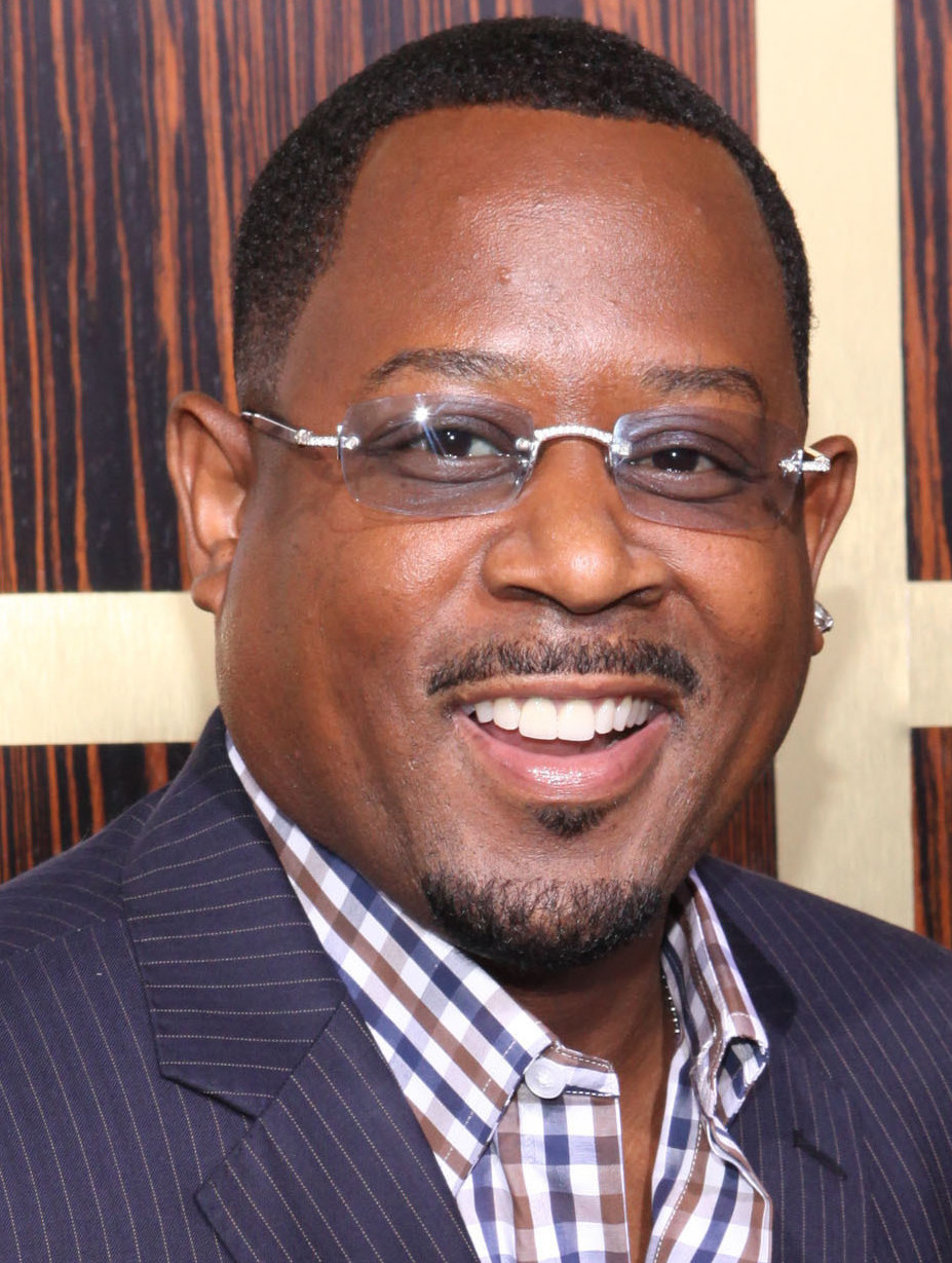 Martin Lawrence: the filmography and biography of the actor