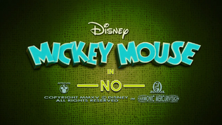 Mivkey Mouse 2013 No title card
