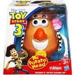 Mr. Potato Head as Woody