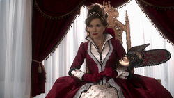 Once Upon a Time - 2x09 - Queen of Hearts - Cora