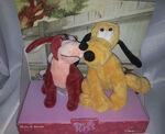 Pluto dinah kiss