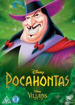 Pocahontas Villians DVD
