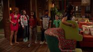 Raven's Home - 1x06 - Adventures in Mommy-Sitting - Raven with Pillow