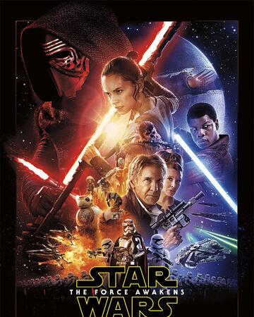 Star Wars The Force Awakens Disney Wiki Fandom