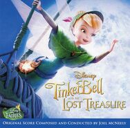 Tinker Bell and the Lost Treasure soundtrack