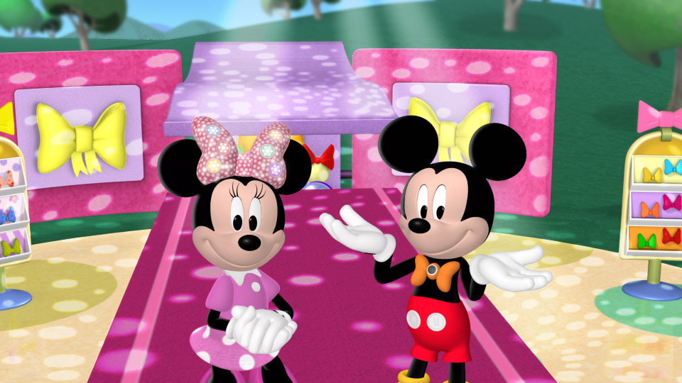Minnie S Bow Tique Disney Wiki Fandom Powered By Wikia