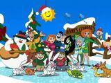 A Ringlin' Jinglin' Christmas