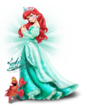 Ariel extreme princess photo
