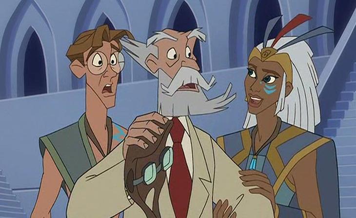 Disney Atlantis Milo