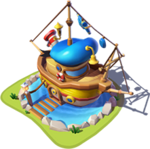 Ba-donalds boat