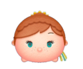 Birthday Anna Tsum Tsum Game
