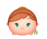 Birthday Anna Tsum Tsum Game