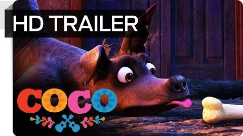 COCO - Sneak Peek Dantes Lunch Disney•Pixar HD