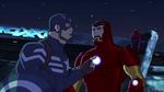 Cap and Iron Man AA 09