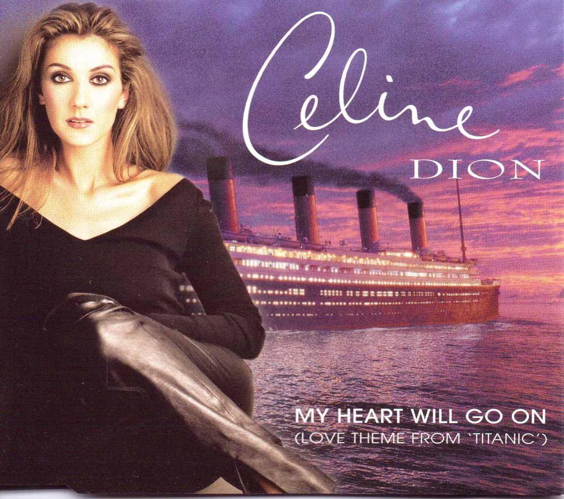 My heart will go on celine dion скачать