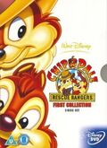 Chip n Dale Rescue Rangers first collection