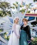 Disney Parks - F2 Anna and Elsa 1